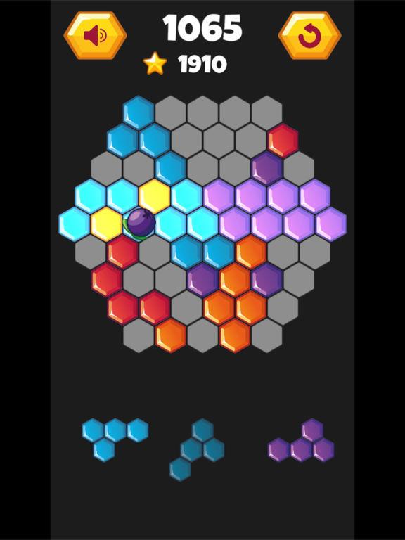 Hexagon Pals screenshot 5