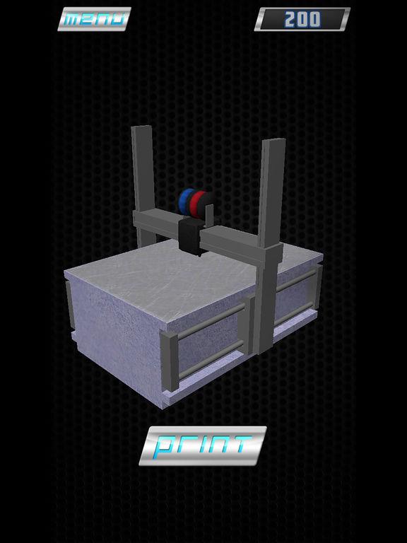 Сделать Ручной Спиннер 3D Принтер Скриншоты5