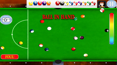 snooker pool Billiard game screenshot 3