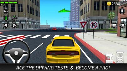 Driving Academy 2017 screenshot 2