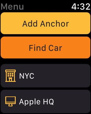 Screenshot #6 for Anchor Pointer: Parked Car Finder