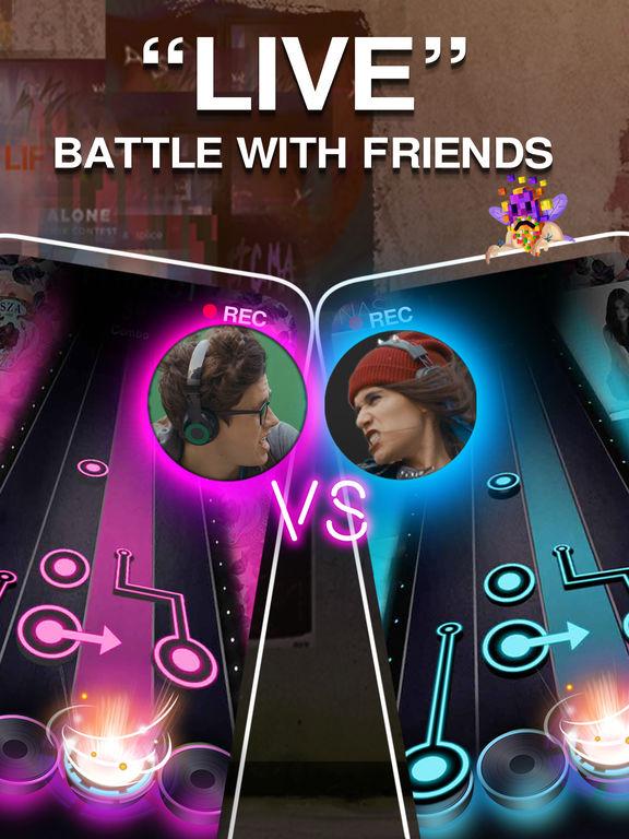 Beat Fever: Music Tap Rhythm Game screenshot 7