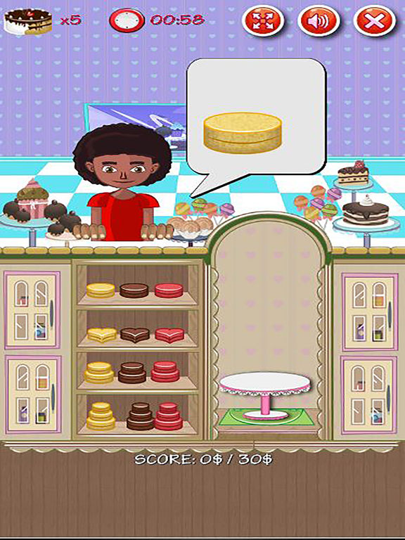 Bakery Cake Maker Shop screenshot 3