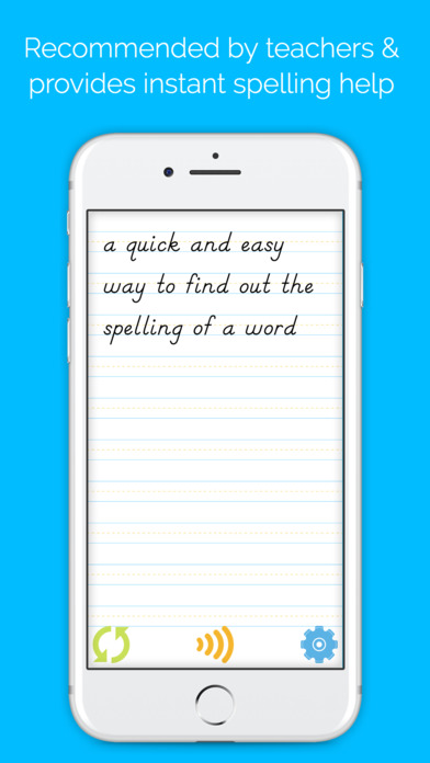 Easy Spelling Aid + Translator & Dyslexia Support Screenshots