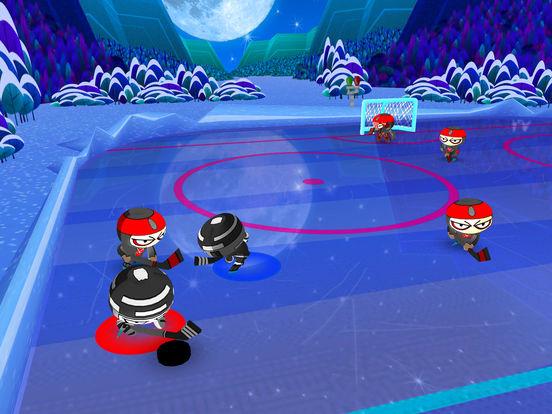 Chop Chop Hockey Screenshots