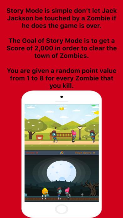 Zombie Taps Screenshot 2