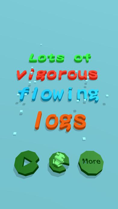 Lots of vigorous flowing logs screenshot 3