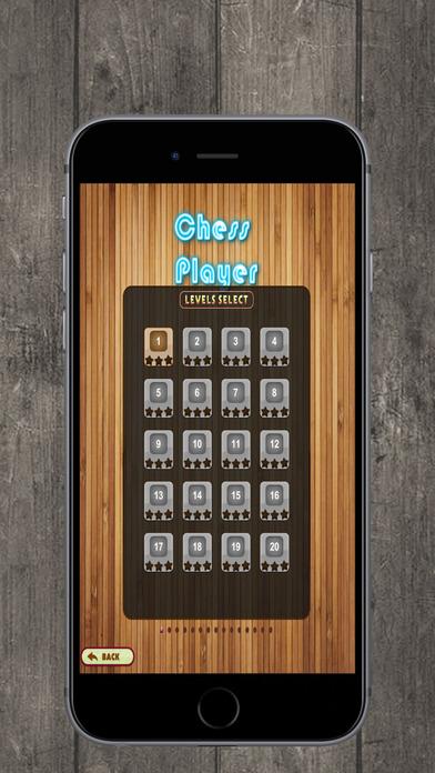 Шахматы 2 игрока - Шахматы Пазлы Скриншоты4