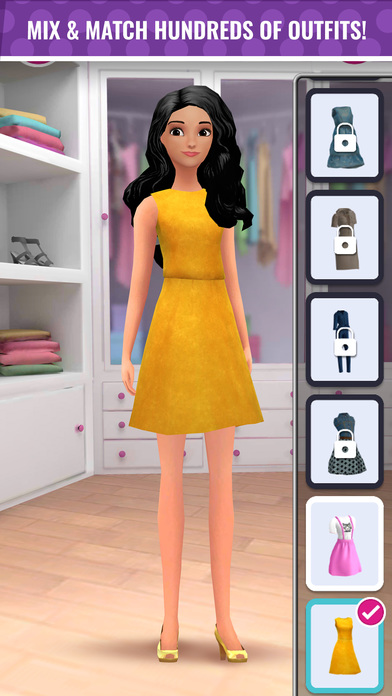 Barbie Fashion Closet App Report On Mobile Action