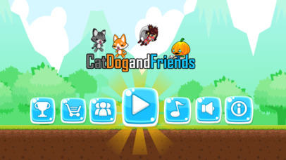 CDAF: CatDogandFriends screenshot 1