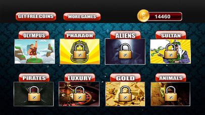 Screenshot 1 Casino Eight- Mega Slot Machines
