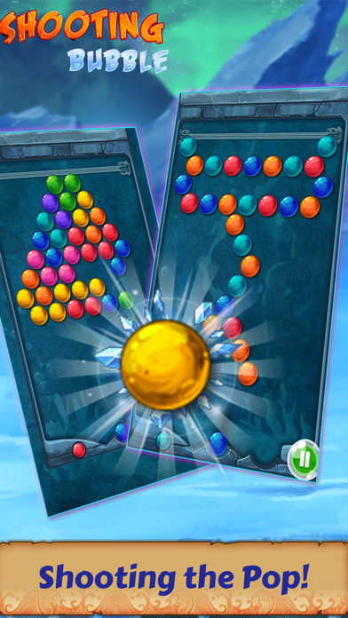 Shooting Bubble 2017:Classic Pop Shooter screenshot 2