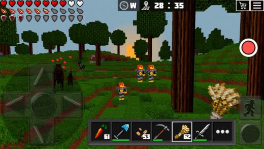 WorldCraft : 3D Build & Craft Screenshots