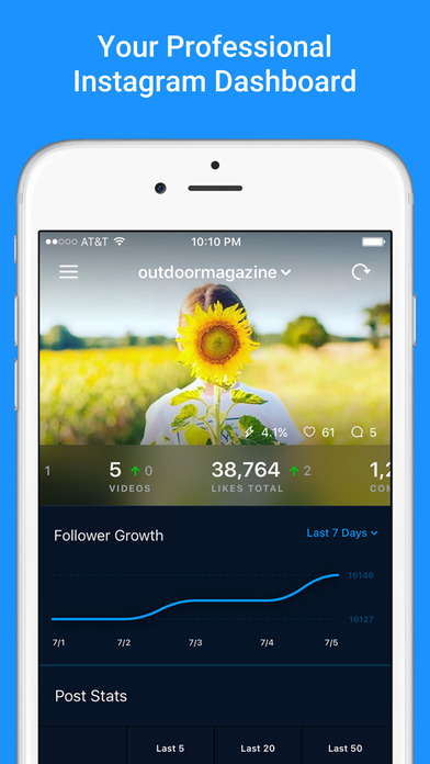 download Followers + EA - Analytics for Instagram apps 1
