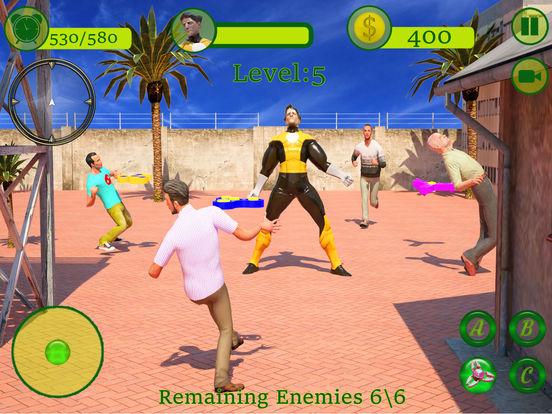 Fidget Spinner Superhero Street Battle screenshot 9