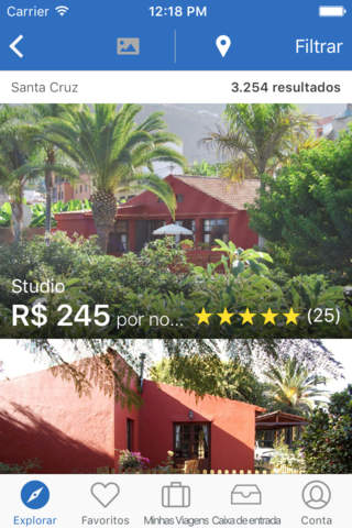 HomeAway Vacation Rentals screenshot 2