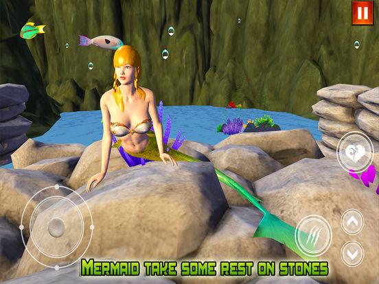 Mermaid Simulator 2 screenshot 6