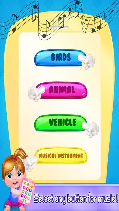 Baby Toys Phone Toddler Fun screenshot 1