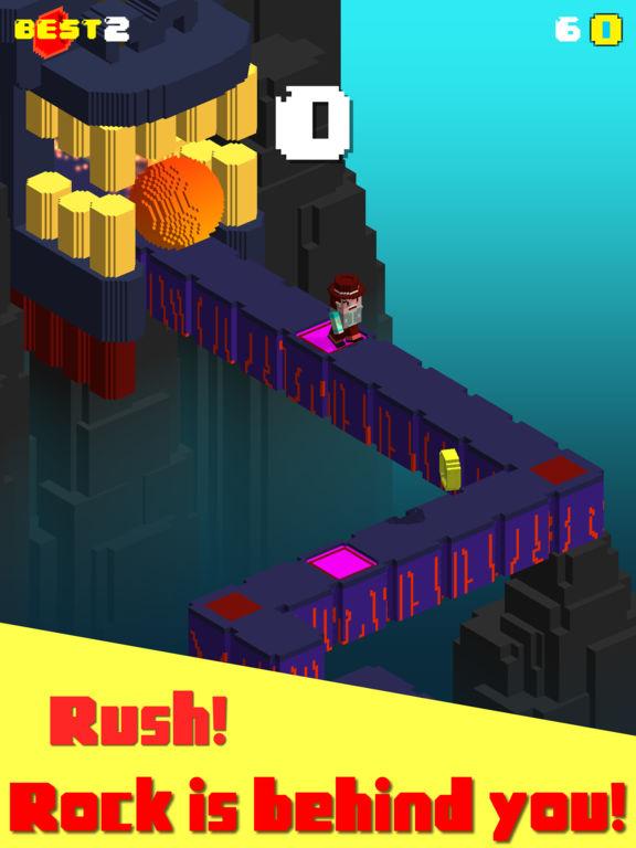 Temple Rush screenshot 4