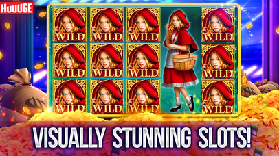 Slots - Huuuge Casino: Slot Machines Games iPhone