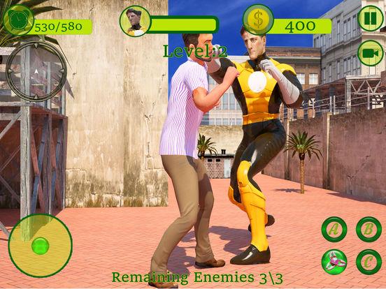 Fidget Spinner Superhero Street Battle screenshot 10