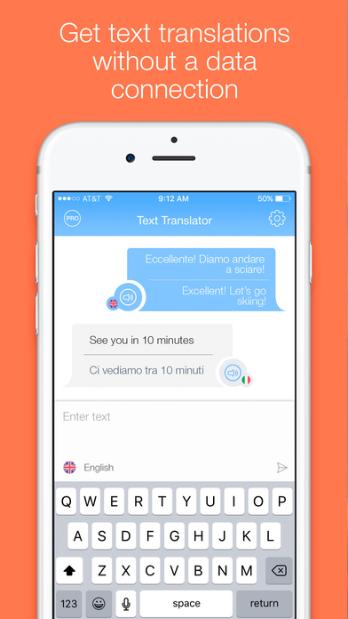 Text Translator for Me Pro screenshot 2