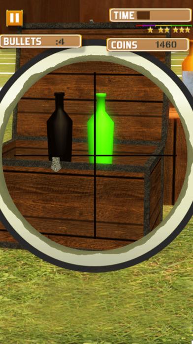 Amazing Bottle King Shooter screenshot 3
