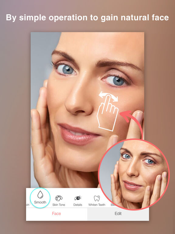 FaceMagic - Photo Editor & Collage & Makeup Camera Screenshots
