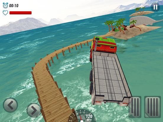 Impossible Track Truck Driver Simulator 3D screenshot 9