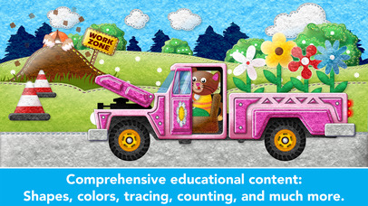 Learning Cars Educational Games for Preschool Kids screenshot 3