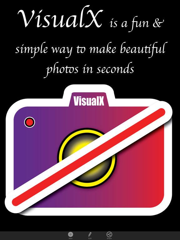 VisualX Photo Lab - Easily Snapheal and fix Photos Screenshots