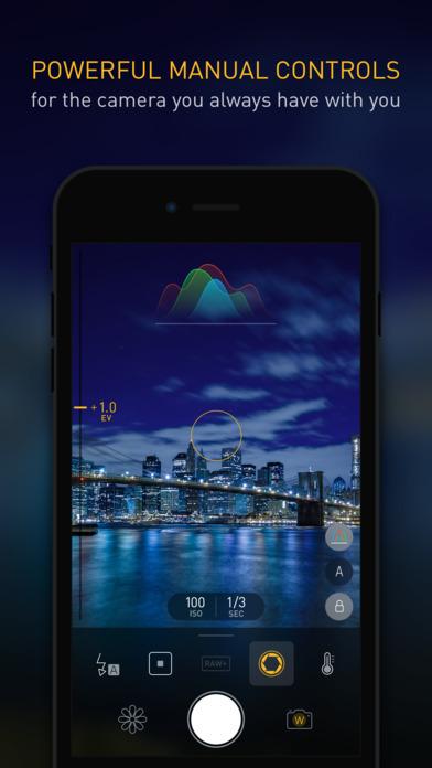 Camera-M screenshot 1