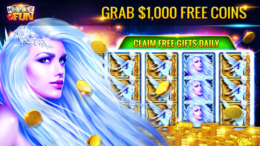 slots casino by house of fun itunes