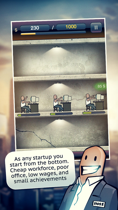 The Startup: Be The Boss And Make Them Work! Screenshots