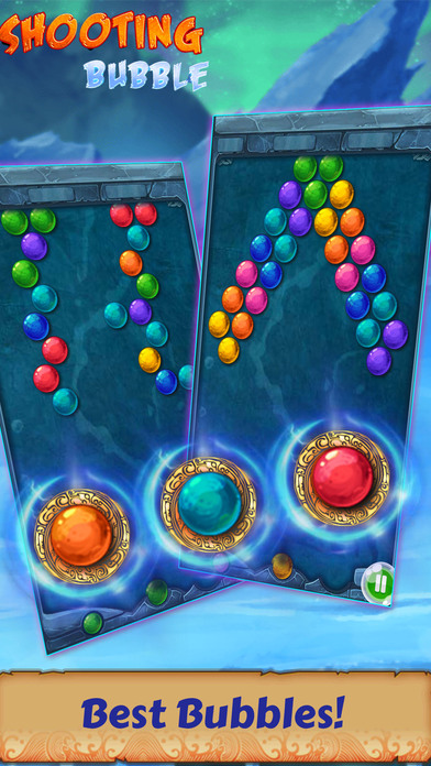 Shooting Bubble 2017:Classic Pop Shooter screenshot 1