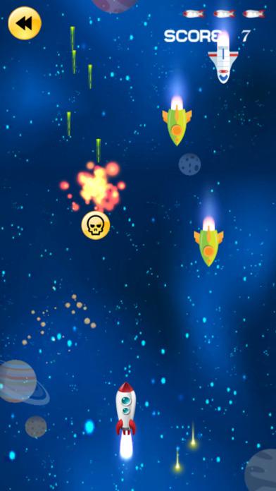 Space Fighter screenshot 2