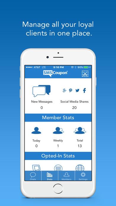 Coupster Chat screenshot 2
