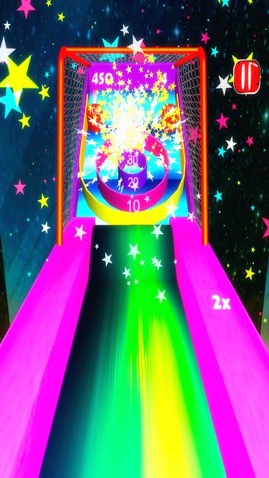 3D Roller Skee Ball 2017 screenshot 2