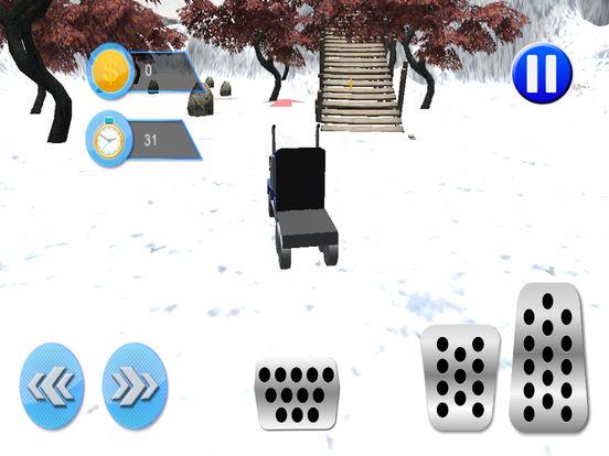 Off-Road Euro Truck Drive 3d screenshot 7