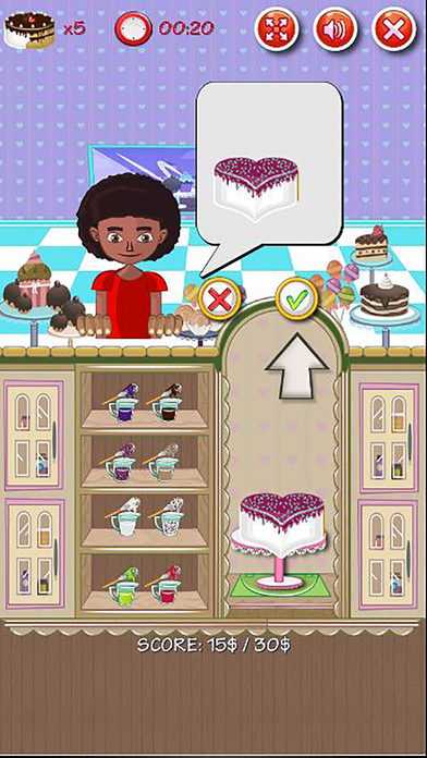 Bakery Cake Maker Shop screenshot 2