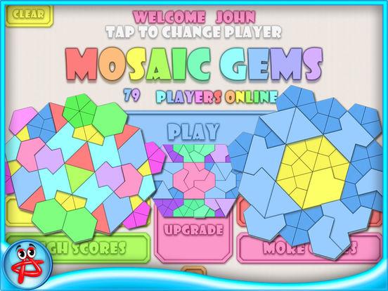 Игра Mosaic Gems: Мозаика - Волшебный Пазл Glassez!