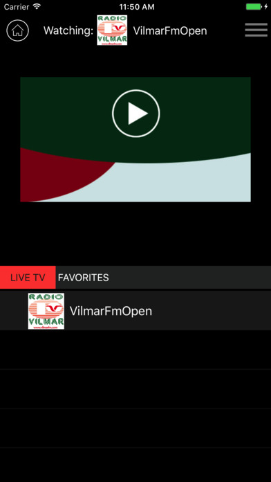 Vilmar FM screenshot 3