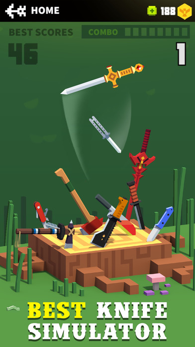 Flippy Knife screenshot 1