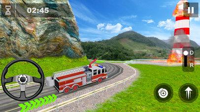 Fire Fighter Rescue Operation screenshot 4