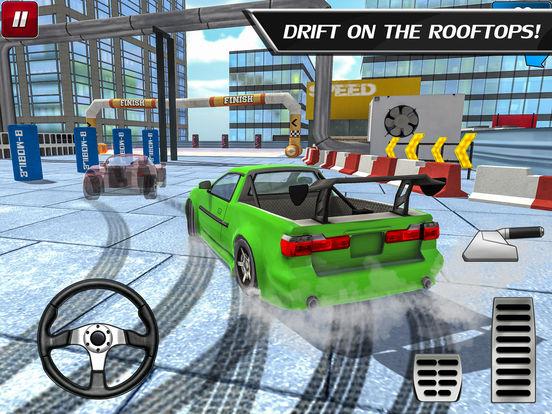 Car Drift Duels: Roof Racing screenshot 7