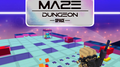 Galaxy Space Dungeon Pro Screenshot 1