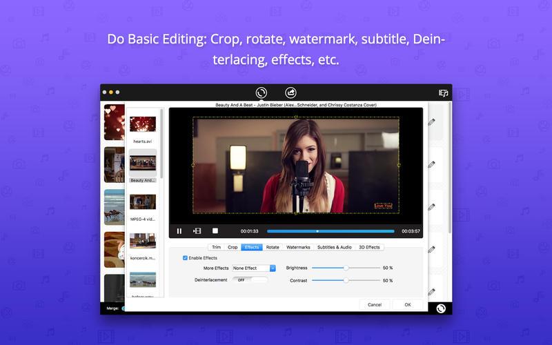 Cisdem Video Converter 3.14.0 Mac 破解版 优秀的视频格式转换工具-麦氪派(WaitsUn.com | 爱情守望者)