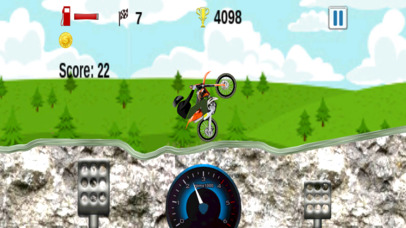 Up Hill Racing: Car Climbing screenshot 1