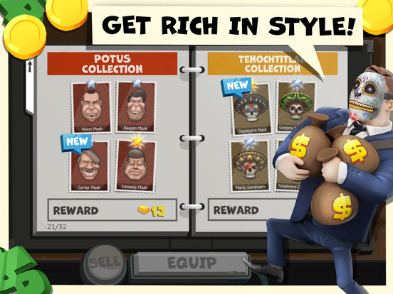 Image of Snipers vs Thieves for iPad