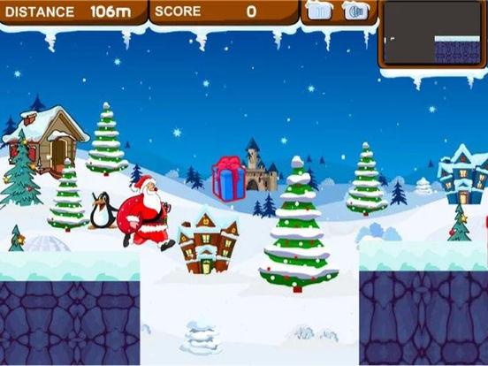 Speed Santa Running screenshot 5